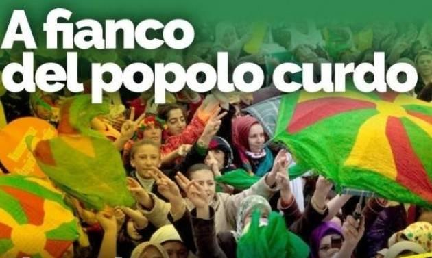 Cremona con il Popolo Curdo Le iniziative si sabato 19 ottobre