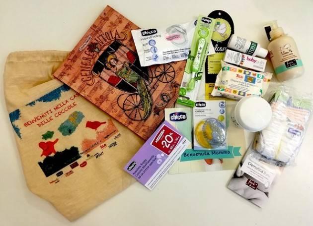 Cremona Torna 'Benvenuti nella casa delle coccole', pacco dono per i neonati