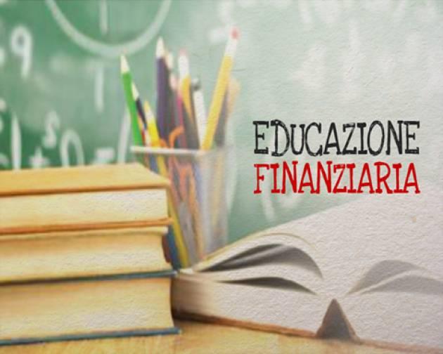Cremona L'importanza dell'educazione finanziaria anche per ridurre il rischio di impoverimento Evento 21 ottobre
