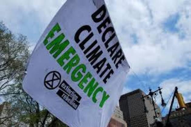 Cremasco  Dichiarare lo Stato d'emergenza  climatico in tutti i comuni | Andrea Ladina e Oscar Stefanini