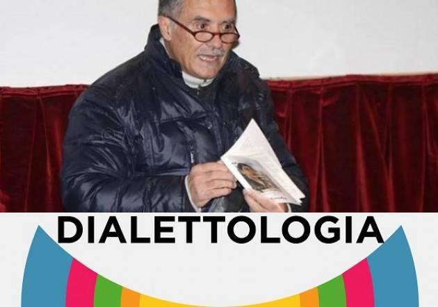 CORSO DI DIALETTOLOGIA D'ARTE 2019 Il corso è partito il 15 ottobre Con Agostino Melega - AUSER CREMONA