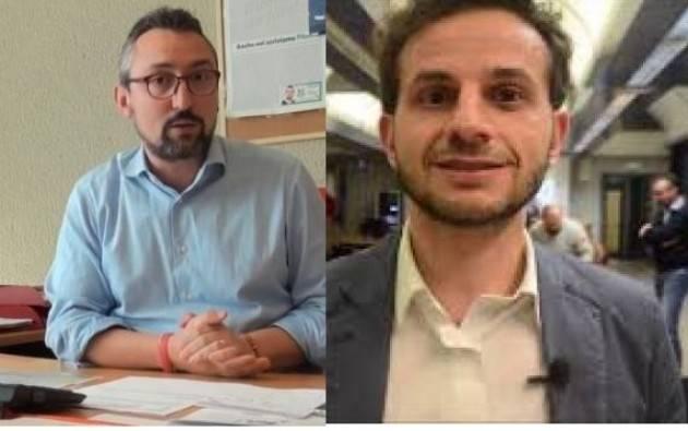 A Romanengo Matteo Piloni (Pd) e MARCO DEGLI ANGELI (M5S) a confronto il 25 ottobre