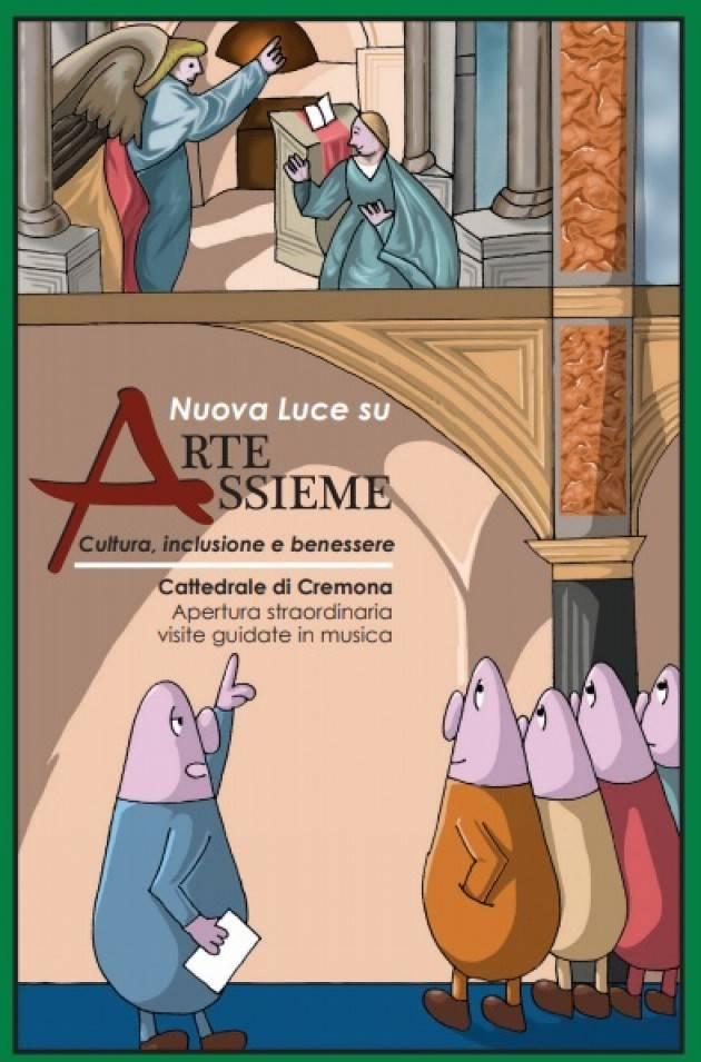 ASST Nuova Luce su 'ArteAssieme', che si terrà giovedì 24 ottobre 2019, dalle ore 21, nella Cattedrale di Cremona.
