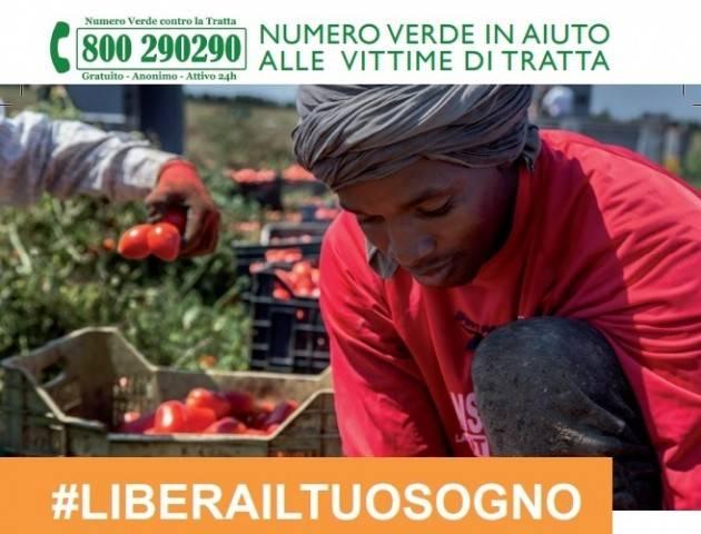 Brescia Giornata Europea contro la Tratta di Esseri Umani Iniziative dello scorso  18 ottobre