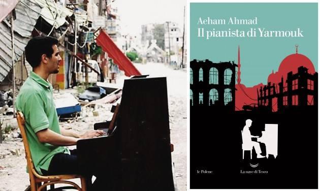 Il pianista di Yarmouk si racconta