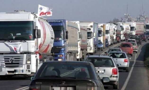 FITA CNA Cremona:  NO  ALLA RIDUZIONE DEI  BENEFICI  SULLE ACCISE DEL  GASOLIO  PER  I  TRASPORTATORI