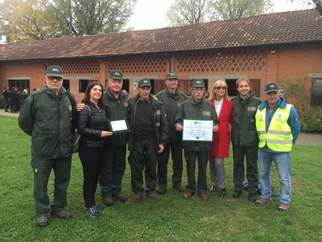 Riconoscimento regionale per le GEV (Guardie Ecologiche Volontarie) del Comune di Cremona