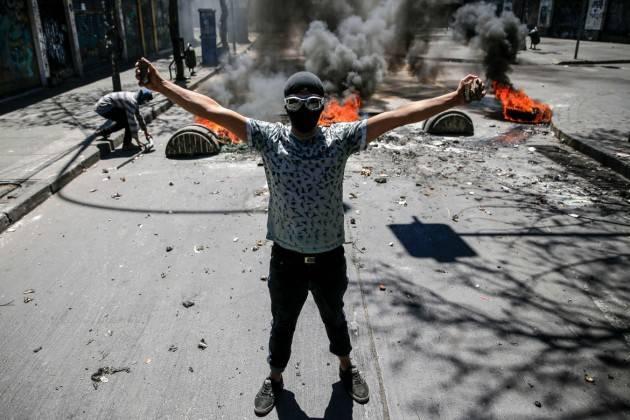 La rivolta Cile: il sindacato mondiale dice basta repressione