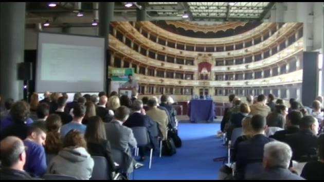 Cremona Padania Acque : 'Fanghi da depurazione. Emergenza industriale o valore? ( Video G.C.Storti)