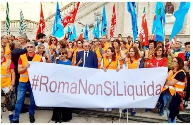 Verso il 25 ottobre Landini (Cgil) , a Roma uno sciopero per la città