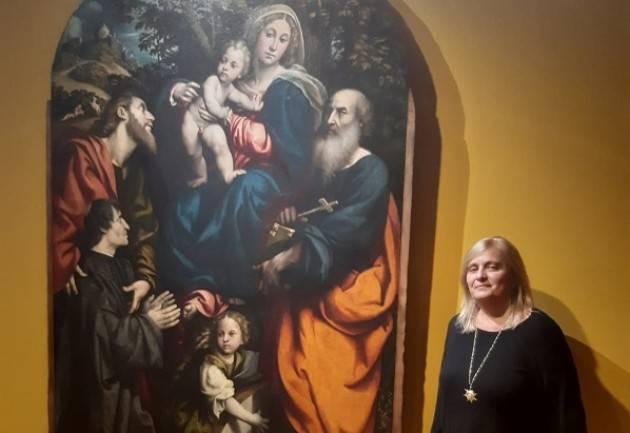 """Anche Cremona presente all'inaugurazione della mostra """"Il Rinascimento di Pordenone"""""""