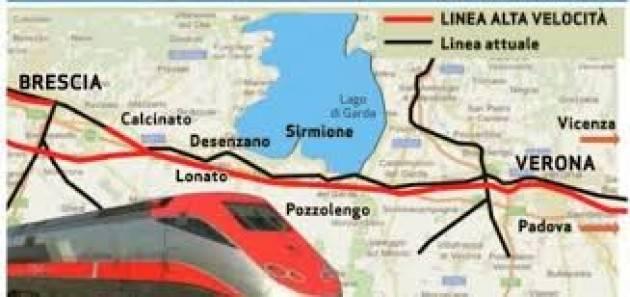 Tav Brescia-Verona: dopo flop bando rivedere il progetto Dario Balotta (Europa Verde)