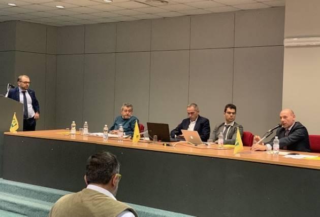 Cremona  Filiere sostenibili per la zootecnia italiana Grandissima partecipazione al convegno Coldiretti-Anafij