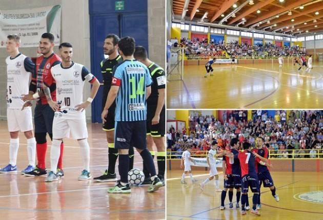 Trasferta in Sardegna: Videoton Crema in campo a Cagliari per il big match