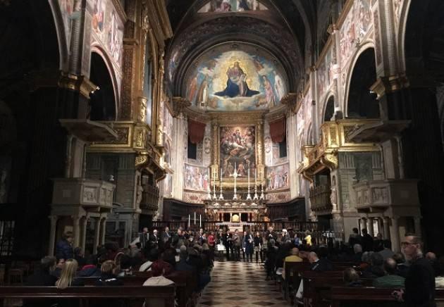 Nuova Luce su ARTEASSIEME nella  Cattedrale di Cremona
