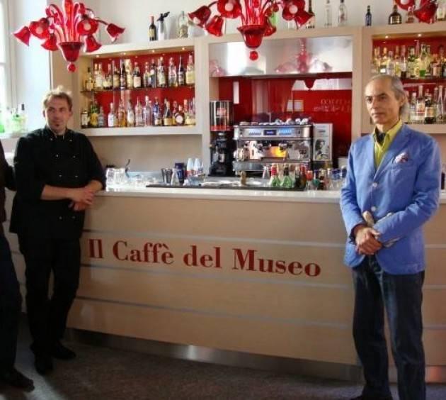 Crema eventi previsti al Caffè del Museo da novembre 2019