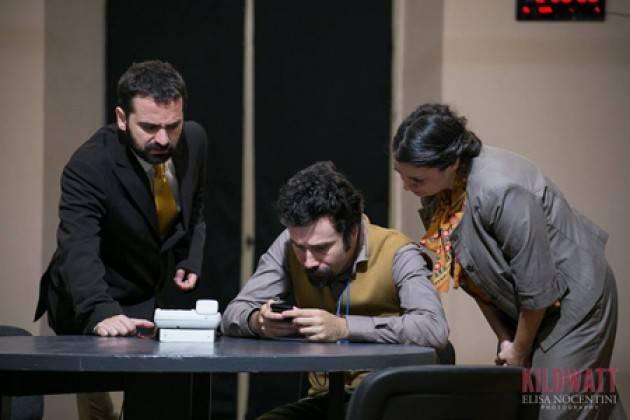 Sospiro a Teatro.  Domenica 27 in scena 'La lotta al terrore'