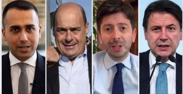 Andrea Virgilio ( Vice Sindaco Cremona PD)  La sconfitta dell'Umbria viene da lontano