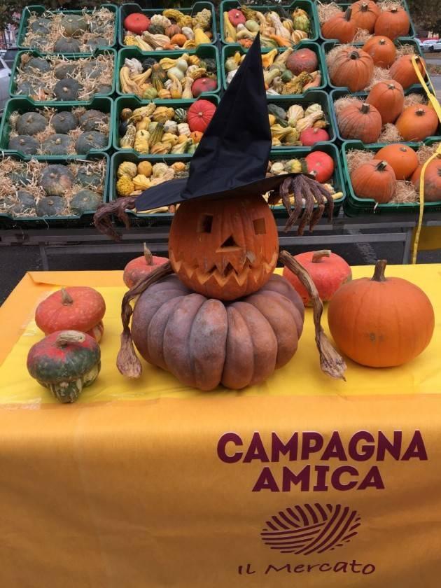 Coldiretti Cremona HALLOWEEN A KM 0 AL MERCATO CAMPAGNA AMICA 29/10