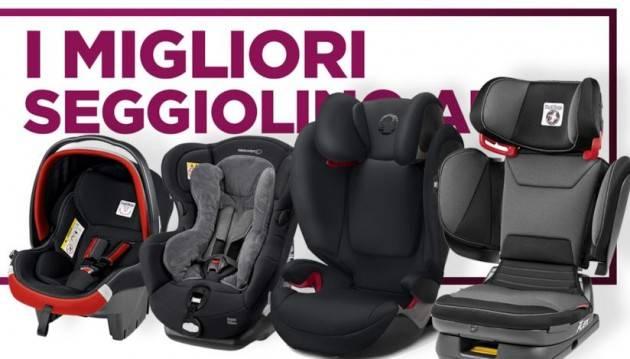 ADUC Seggiolini auto per bambini con allarme antiabbandono: obbligatori dal 6 Marzo 2020?