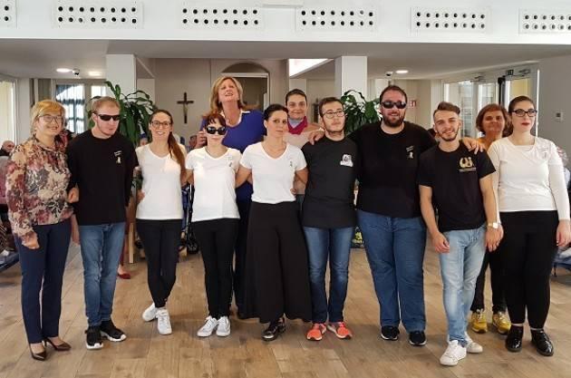Romanengo 'Ballo Anch'Io' grandi applausi dagli ospiti della Fondazione Vezzoli