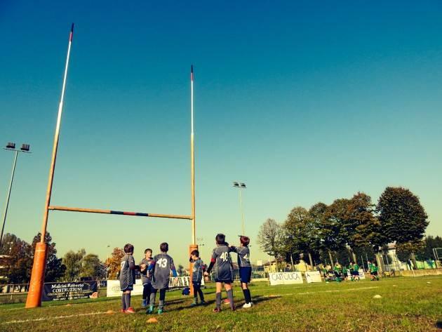 ASD Cremona Rugby Report partite del  27 ottobre 2019