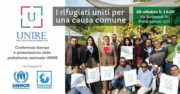Da Cremona Pianeta Migranti. E' nata l'unione italiana dei rifugiati ed esuli (UNIRE)