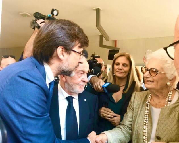 Lombardia Milano Il Vice Presidente Carlo Borghetti al seminario di formazione dello IULM