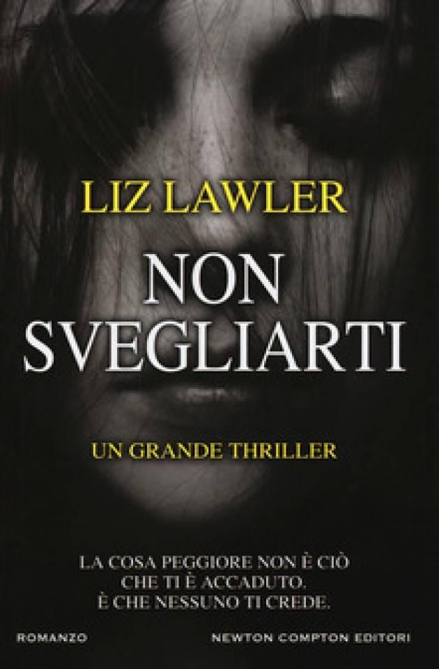 Recensione libro NON SVEGLIARTI di Liz Lawler | © Miriam Ballerini