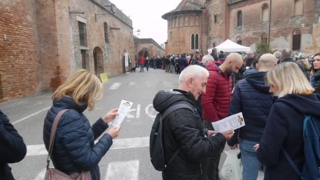 Pizzighettone Oggi Venerdì 1 Novembre alla grande  27^ Fasulin de l'òc cun le Cudeghe   1-2-3 Novembre 2019