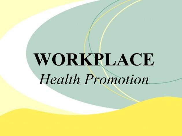 Cremona Workplace Health Promotion Incontro su 'I PROBLEMI POSTURALI ..' Il 5 novembre 2019