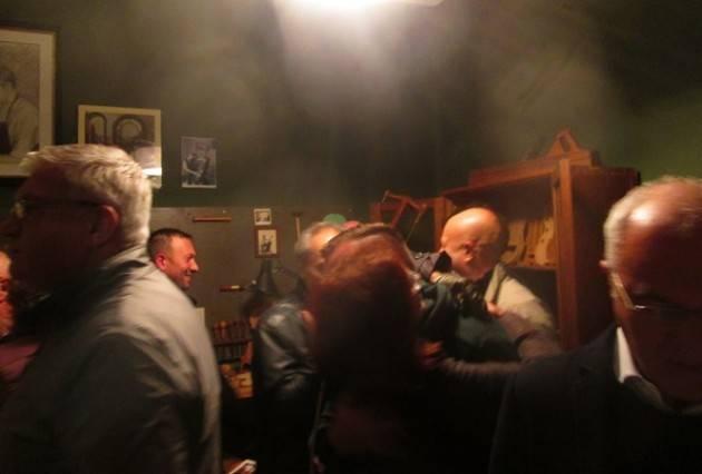 Ostiano (Cr) Inaugurata la sala museo dedicata al liutaio Pieragelo Balzarini