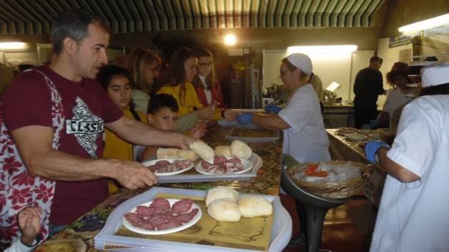 Pizzighettone Confermata la tradizione dei Fasulin nel giorno dei Defunti