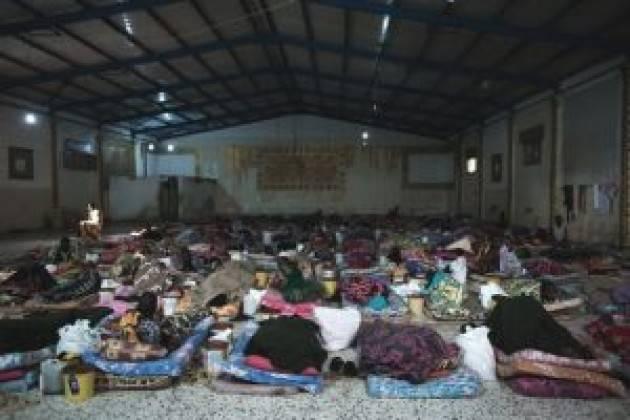 TAVOLO ASILO NAZIONALE  No al RINNOVO  del Memorandum con la Libia