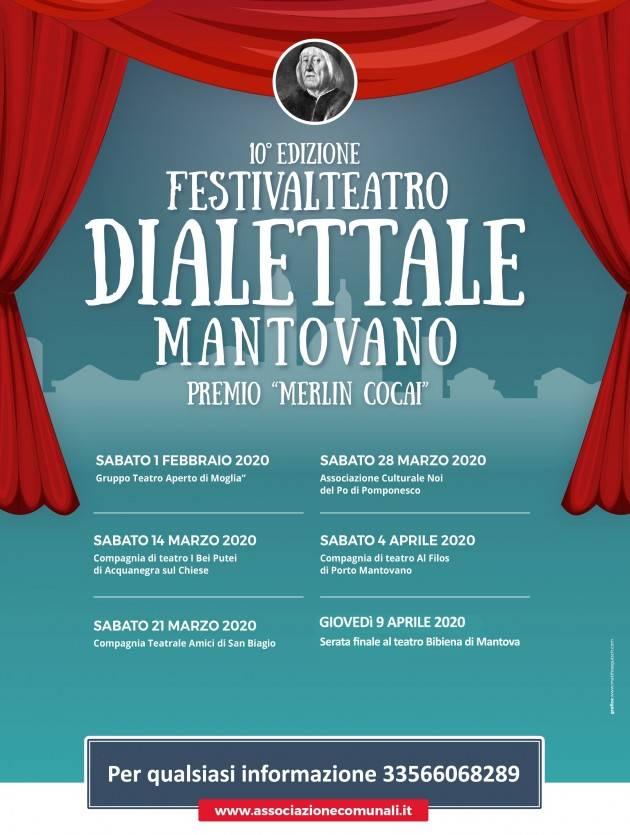 Mantova L'anno 2020 prenderà il via il Concorso Cucina Tradizionale Mantovana dedicata a Teofilo Folengo in arte Merlin Cocai Evento 15 novembre