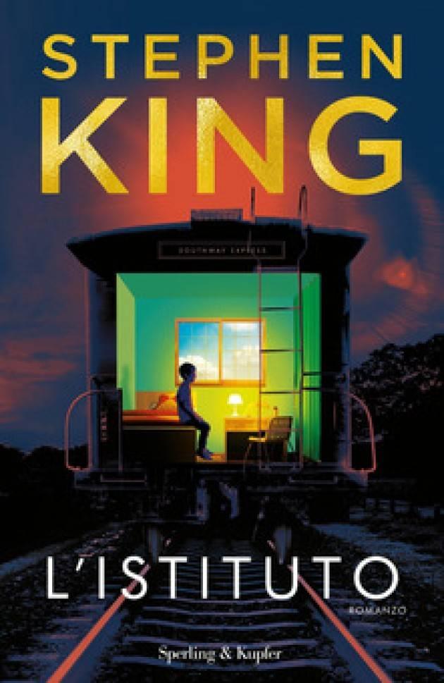 Recensione del libro  L'ISTITUTO di Stephen King | © Miriam Ballerini