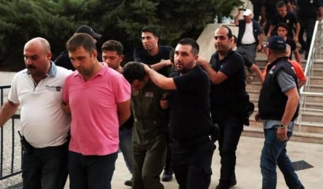 TURCHIA, LA DENUNCIA DI AMNESTY I: CENTINAIA DI PERSONE ARRESTATE PER AVER CRITICATO L'OFFENSIVA MILITARE IN SIRIA