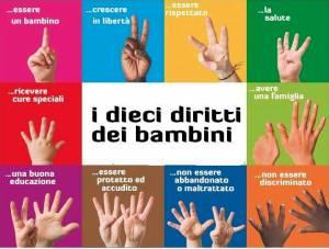 Amnesty 30° ANNIVERSARIO DELLA CONVENZIONE ONU SUI DIRITTI DELL'INFANZIA E DELL'ADOLESCENZA