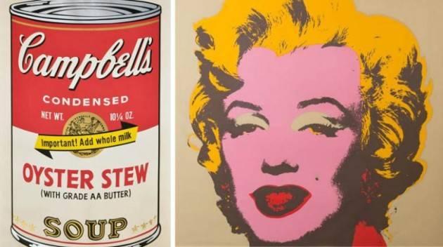 Andy Warhol approda sul Garda al Castello di Desenzano dal 9 novembre