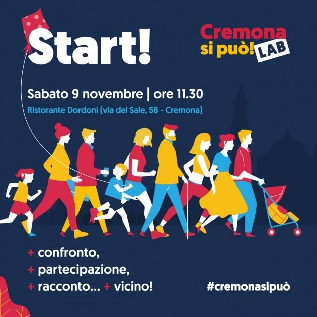 Cremona Stare, fare e comunicare parte il laboratorio di Gianluca Galimberti  Sabato 9 novembre ore 11.30