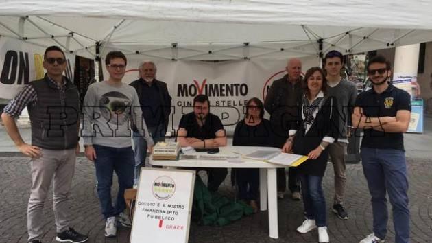 M5S Crema e i suoi amministratori succubi di folli scelte Cremona-centriche!