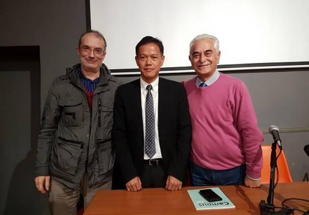 Il cittadino 'medaglia d'oro città di Cremona'  Gino Ruggeri eletto nel Consiglio Generale del Partito Radicale.