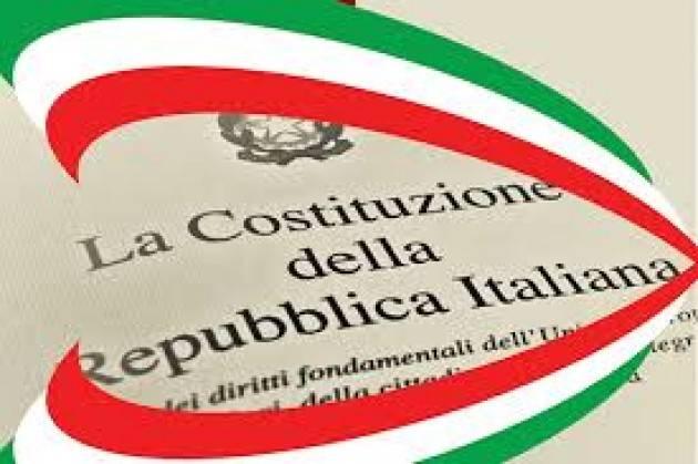 Cremona Ass.25 Aprile  Il 14 nov prende avvio il 6° Ciclo  Progetto Conoscere la Costituzione ...