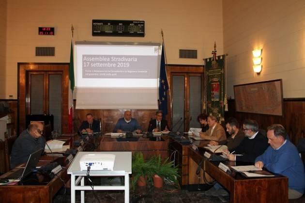 Provincia Cremona Votato il dimensionamento scolastico e presentati gli step progettuali dell'iter CR-MN