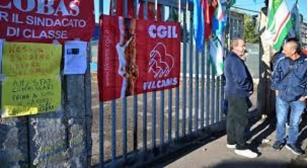 Cgil Ex Ilva  ArcelorMittal, è il giorno dello sciopero