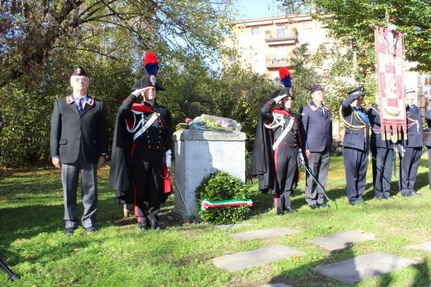 Cremona Il 12 novembre cerimonia di commemorazione al parco Caduti di Nassiriya