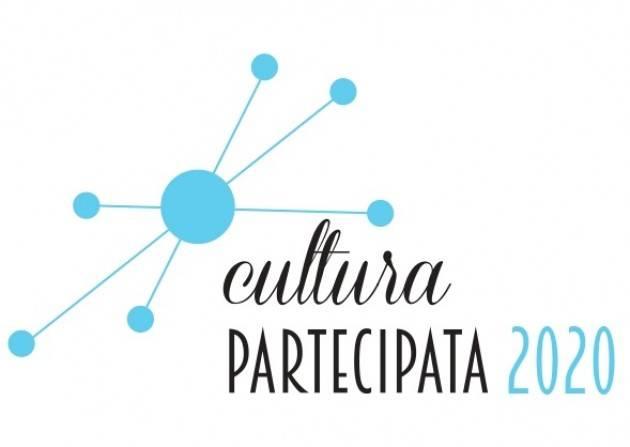 """Bando """"Cultura partecipata 2020"""": conto alla rovescia per presentare le proposte"""
