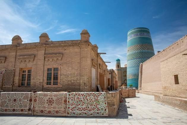 Castelvetro Piacentino Un serata ed una mostra su 'Uzbekistan. Crocevia di culture lungo la Via della Seta'