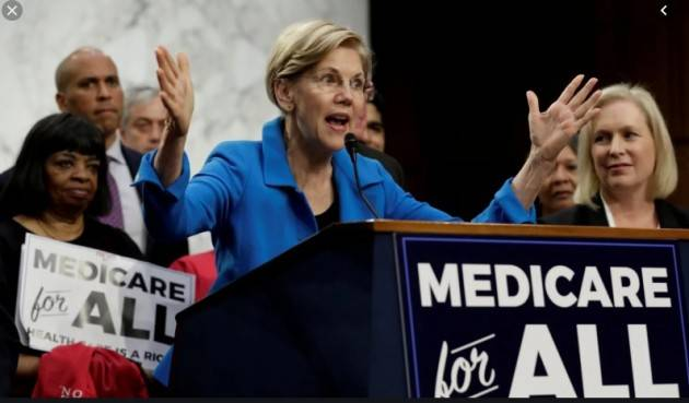 Il Medicare-for-All di Warren: piano radicale o realista? | Domenico Maceri, PhD (USA)