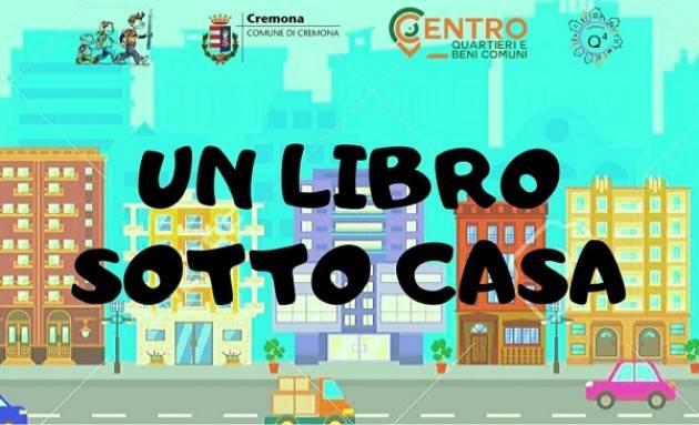 """Al quartiere Cambonino l'iniziativa """"Libro sotto casa"""" giovedì 14 novembre"""